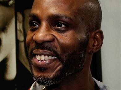 DMX in Great Spirits After Being Released from Prison