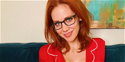 'Boy Meets World' Star Maitland Ward Spills Out of Open Robe to Celebrate 'Last Sunday of the Decade'