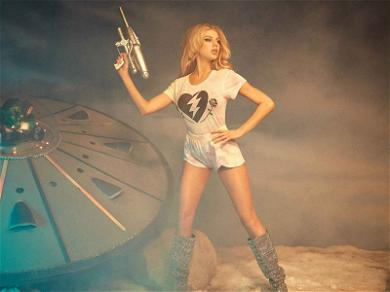 Charlotte McKinney Is Far Out for 'Barbarella' Inspired Photo Shoot