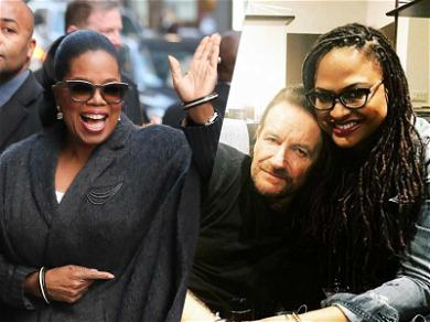 Oprah Surprised a Speechless Ava Duvernay With Bono Meet and Greet