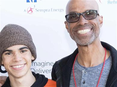 Cameron Boyce's Dad Shares Final Photo Taken 'Hours Before He Was Snatched from Our Lives'