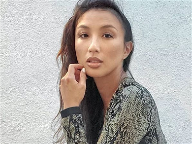 Jeannie Mai Wanted For 'WAP' In Skintight Spandex Before 'DWTS'