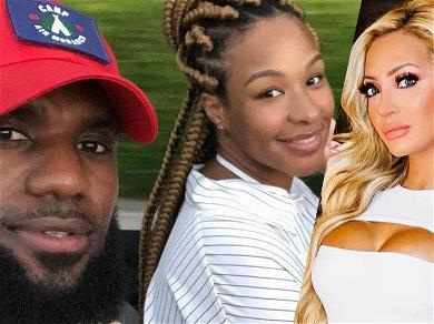 Fans Think LeBron James' Wife Savannah Would Have Handled 'Courtside Karen'