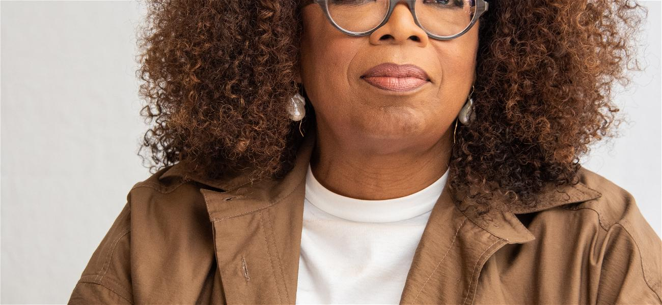 Oprah Winfrey Responds To The Controversy Over Gayle King's Kobe Bryant Question