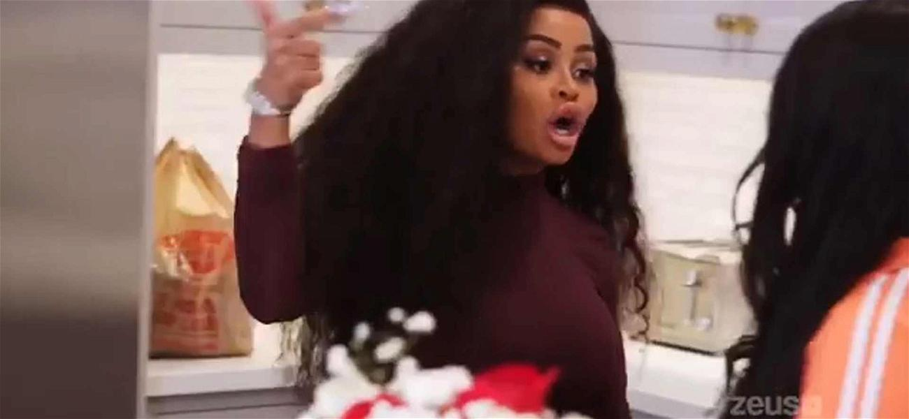Blac Chyna Gets in a Nasty Fight With Her Mom in Reality Show Teaser
