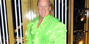'DWTS' Sean Spicer Selling His Neon Green Ruffle Dancing Shirt For Charity