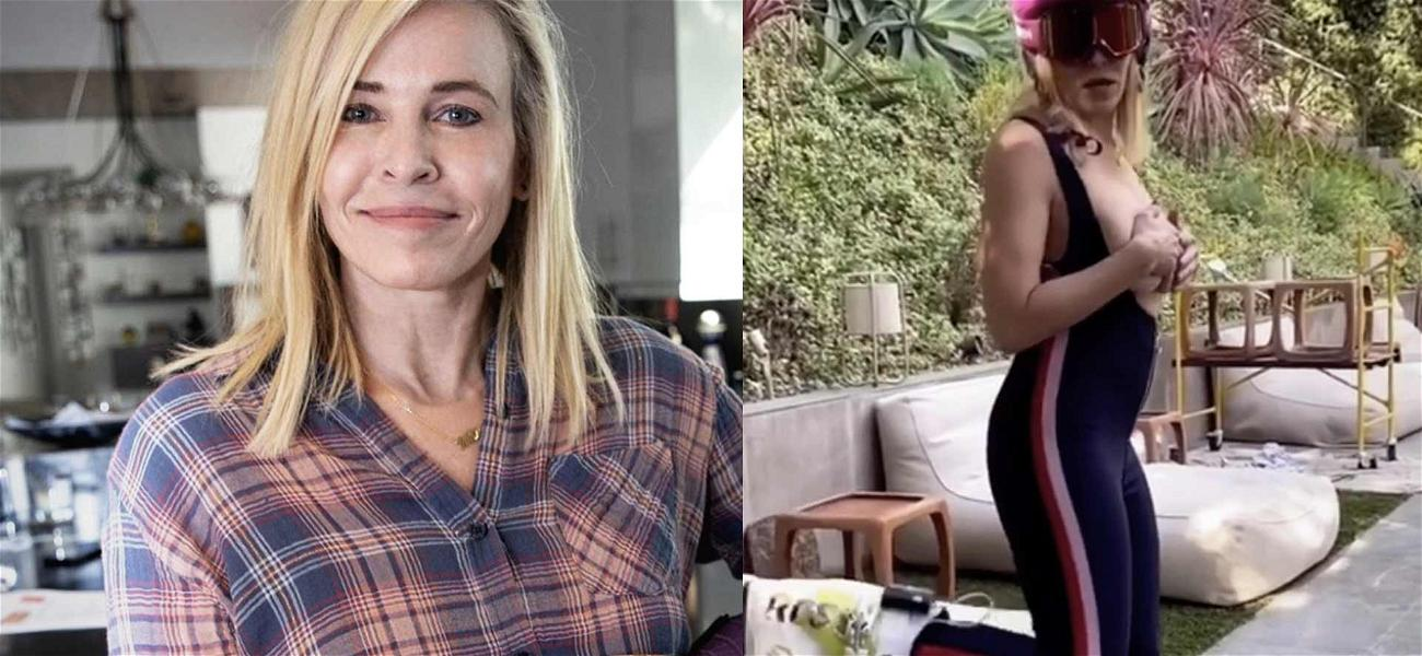 Chelsea Handler Shares Topless Video After Death of Sidekick Chuy Bravo