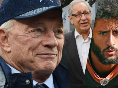 Kaepernick's Attorney on Jerry Jones Video: 'This Is Hardly a Surprise'