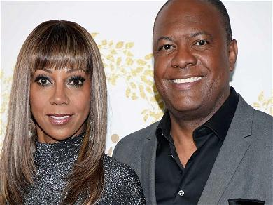 Holly Robinson Peete and Hubby Rodney Peete Sued for Allegedly Stiffing Broker on Super Bowl Tickets