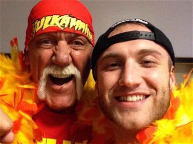 Hulk Hogan's Son Nick Hospitalized After Fainting