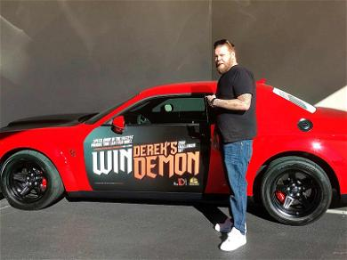 'Pawn Stars' Corey Harrison Buys 'Demon' Muscle Car from Lucky Contest Winner