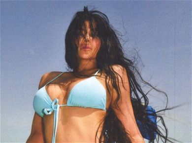 Kylie Jenner Slays In Amazing Bikini During Turks and Caicos Vacay