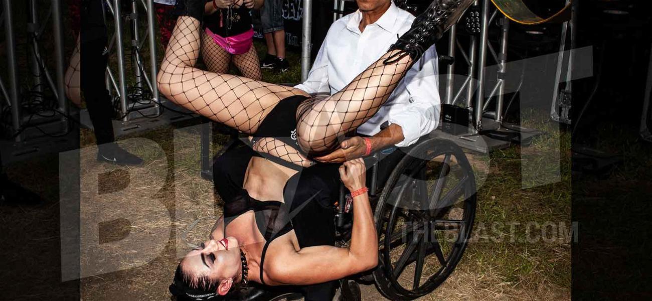 Juggal-Obama: Presidential Doppelganger Gets Lap Dance at Gathering of Juggalos