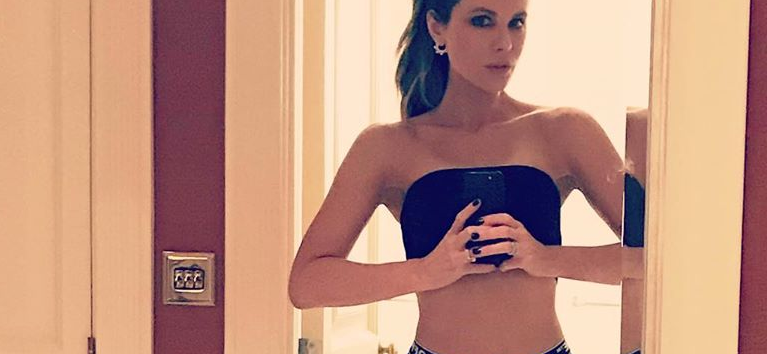 Kate Beckinsale Destroys Troll With X-Rated Reply After 'Artificial Puppet' Comment