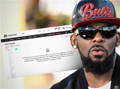 Porn Company Warns that Victimizing Minors is 'Illegal' After Searches for R. Kelly Surge