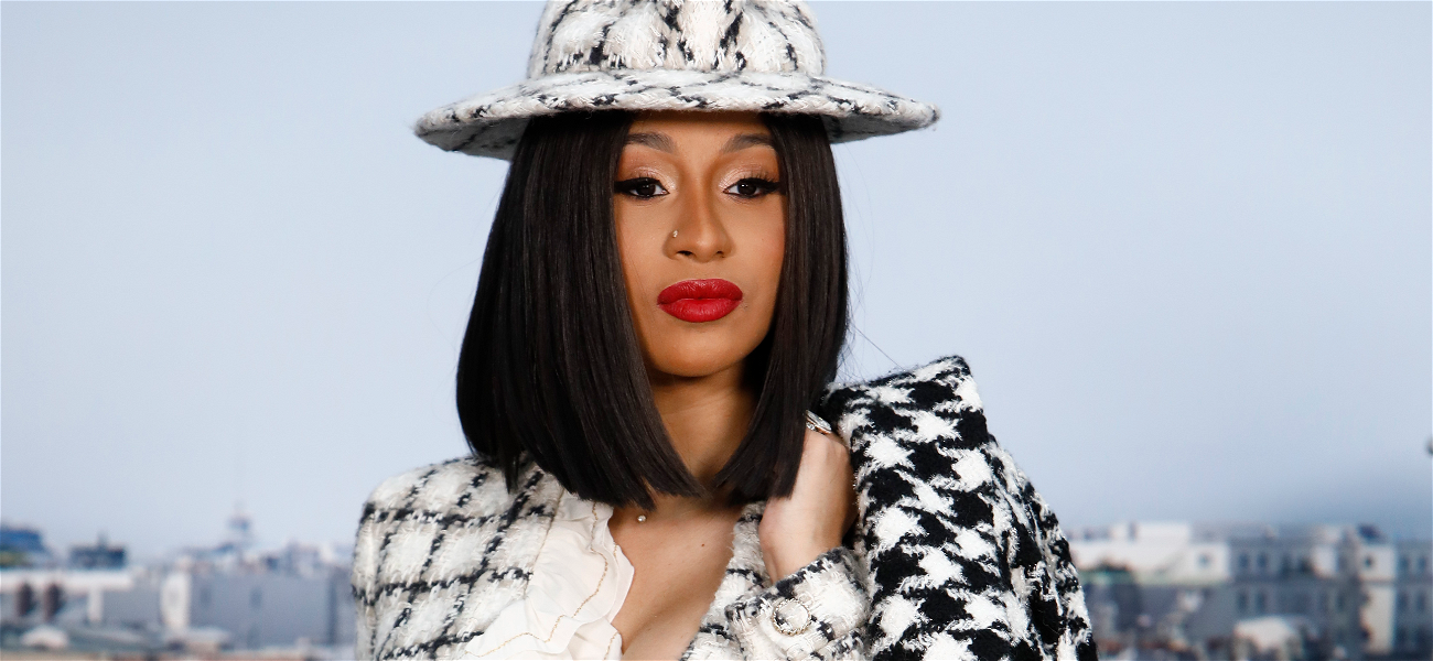 Cardi B Accuses Alleged Assault Victim Of Refusing To Hand Over Medical Records