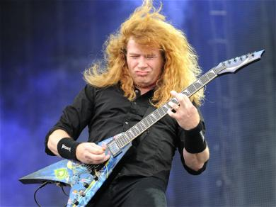 Megadeath Frontman Dave Mustaine Speaks Out About The Death Of Bad Company's Brian Howe