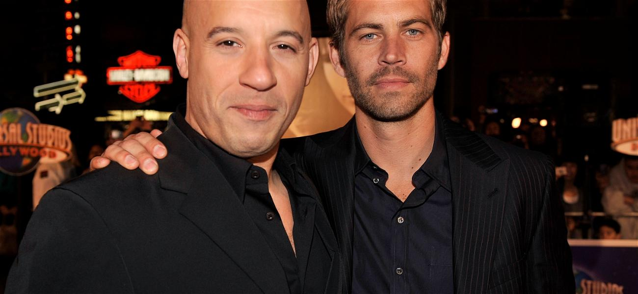 Vin Diesel Plans on Keeping His Promise to late 'Furious' Co-Star Paul Walker After Next Film