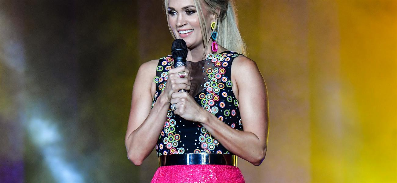 Carrie Underwood Breaks Hearts With Unexpected Instagram Announcement: 'Torch' Will Be 'Passed'