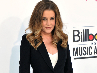 Elvis Presley's Daughter Lisa Marie Owes Almost a Half Million Dollars in Back Taxes