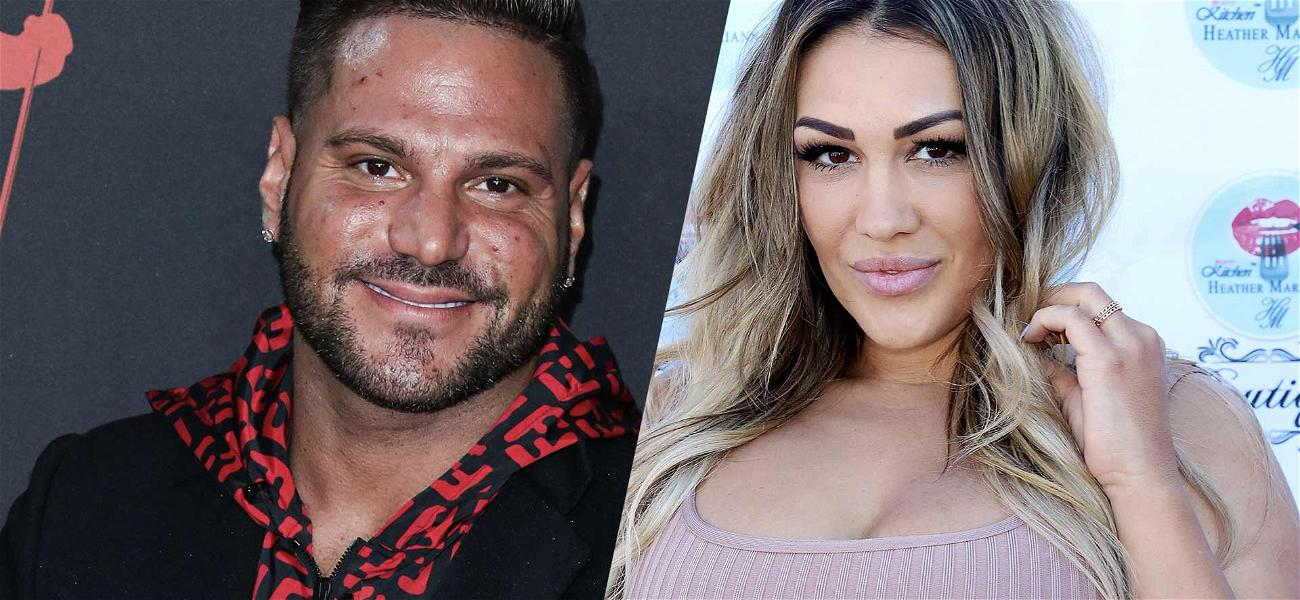 'Jersey Shore' Star Ronnie Magro Shares Video From Night of Jen Harley Attack