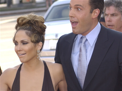 Ben Affleck Hasn't Told His Family About New Relationship With Jennifer Lopez?!