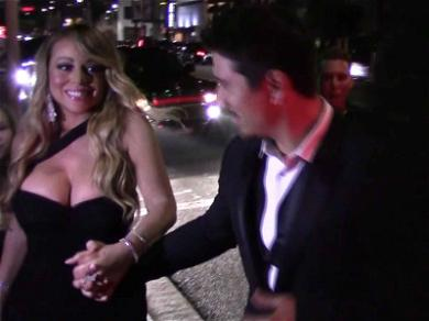 Mariah Carey: I Didn't Steal Meryl Streep's Seat on Purpose!