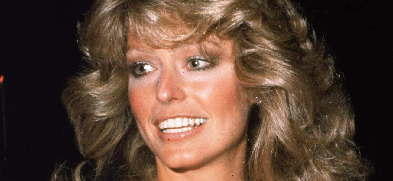 Farrah Fawcett's Personal Items at Center of War After Nephew Sues Trustee Over 'Storage Wars' Auction