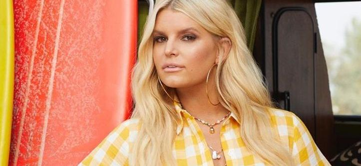 Jessica Simpson Flaunts 100-Pound Weight Loss In Awkward Announcement Going Skintight