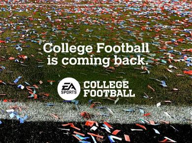 Twitter Reacts To EA Sports Announcing College Football Game