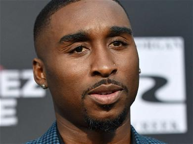 Tupac Actor Accused of Attacking, Threatening Baby Mama