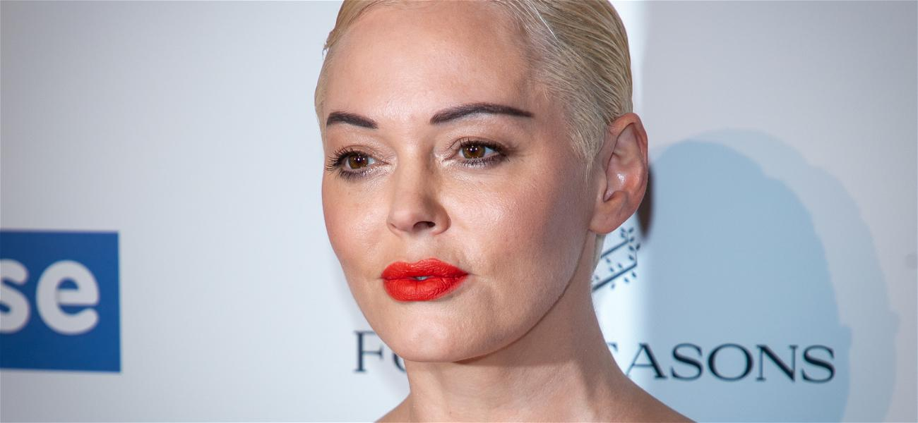 Rose McGowan Blows Up Twitter For Iran Remarks