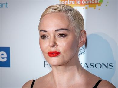 Rose McGowan Brings Up Kobe Bryant's Apology To Sexual Assault Accuser While Defending Gayle King