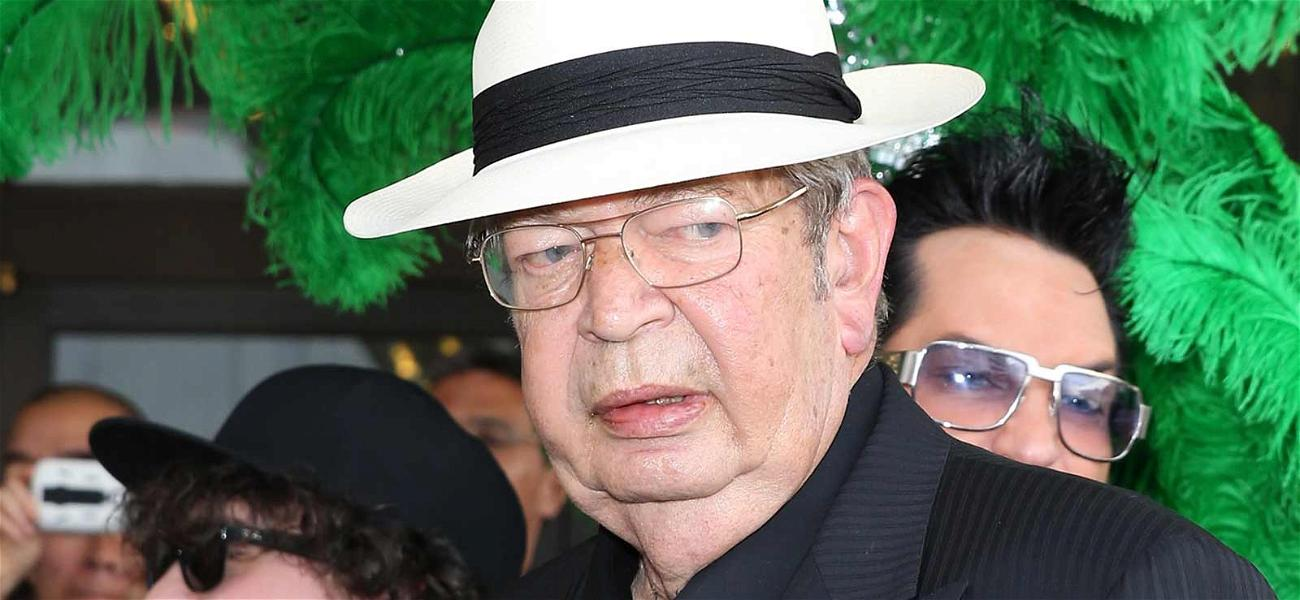 'Pawn Star' Richard Harrison's Will Left Rick in Charge of Estate, Cut Other Son Out