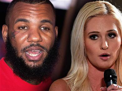 The Game Calls Tomi Lahren a 'Racist Slut' After She Defends Herself Over High School Pic