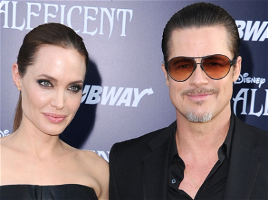 Angelina Jolie Accused Of Trying To Stall Brad Pitt Divorce, Battling Over Child Support