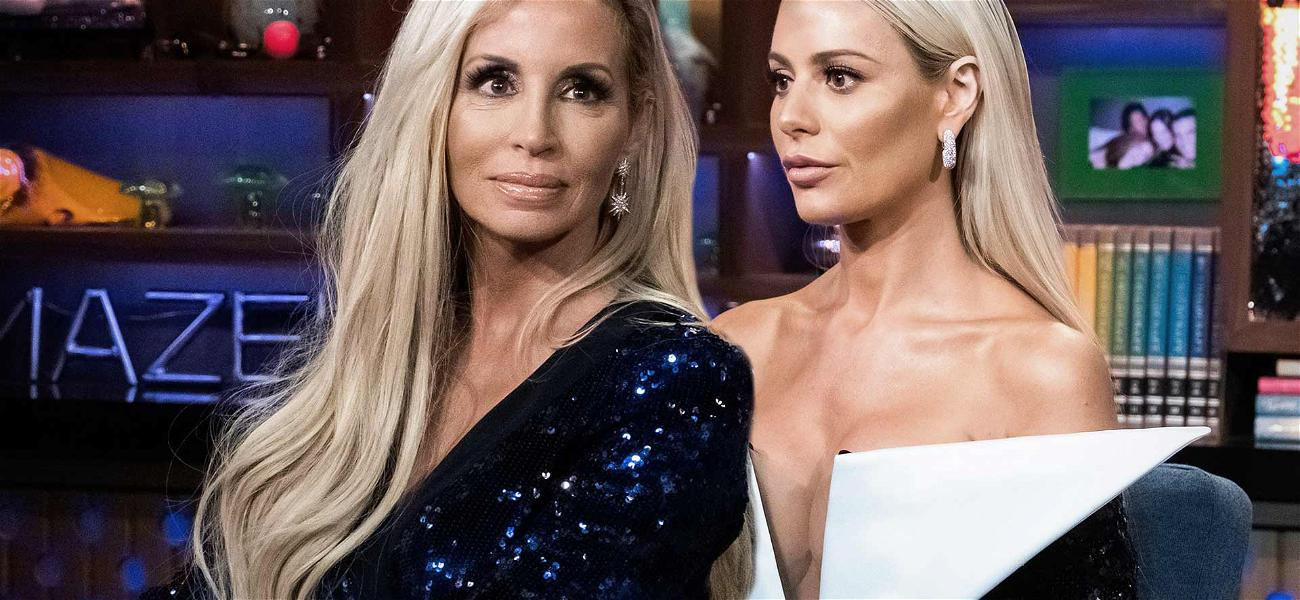 'RHOBH' Star Dorit Kemsley Called Out By Camille Grammer for Financial Woes During Reunion