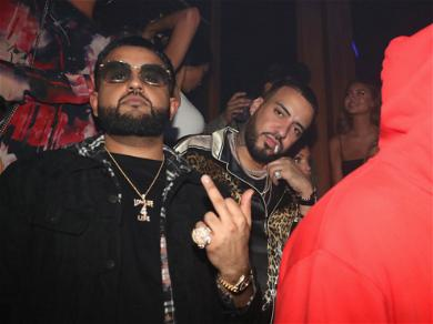 Celebrities Attend Party At Avenue For All-Star Weekend