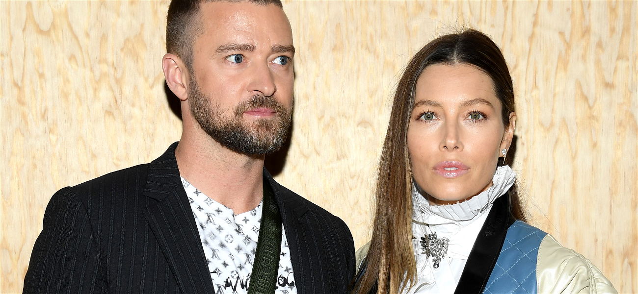 Did Justin Timberlake Step Out On Jessica Biel With New Co-Star?!