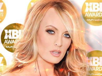 Stormy Daniels Scores Major Awards Show, Hailed as 'Most Famous Adult Film Star of All Time'