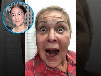 Roseanne Calls Alexandria Ocasio-Cortez a 'Bug-Eyed Bitch' Over Green New Deal