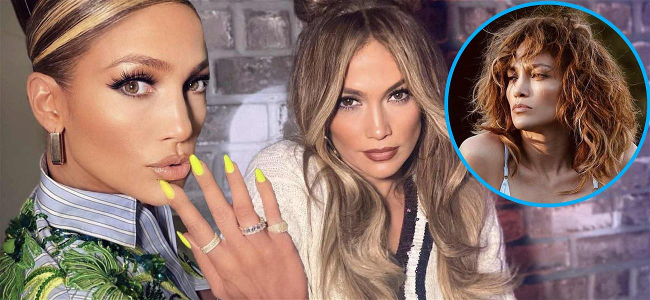 Jennifer Lopez Wins The Hot Earth Day Picture Trend With White Plunging Neckline One-Piece
