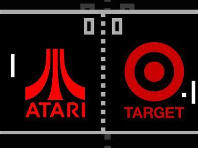 Atari Sues Target Over In-Store 'Foot Pong' Game