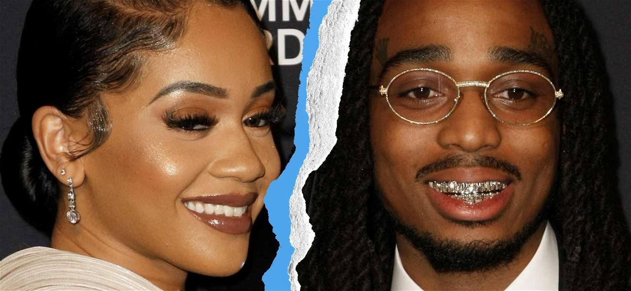 Saweetie Tells Quavo To 'Take Care' After Public Twitter Breakup Spat