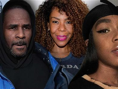 R. Kelly's Daughter Does Not Want to Discuss Her Father on 'Growing Up Hip Hop'