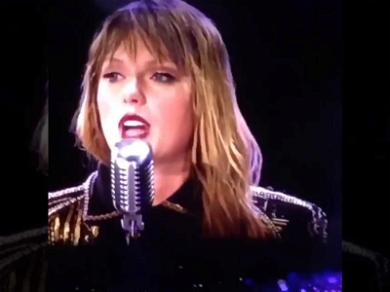Taylor Swift Fights Back Tears as She Opens Up to Fans on Anniversary of Groping Victory