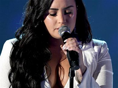 Is Demi Lovato Serious About Getting Sober?