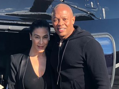 Dr. Dre's Wife Nicole Young Shut Down In $100k Divorce Demand