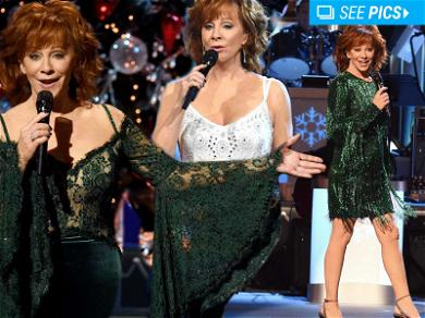 Reba McEntire Changed a Billion Times During CMA Country Christmas