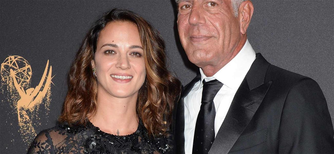Asia Argento Accuser Did Not Know Settlement Money Came from Anthony Bourdain